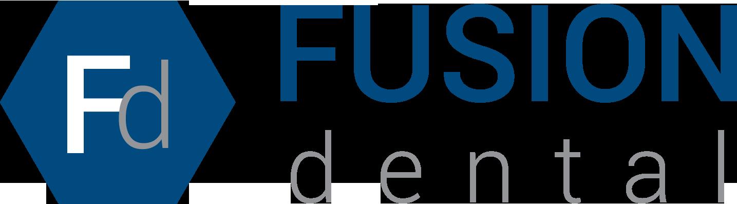 Fusion Dental Logo Hor